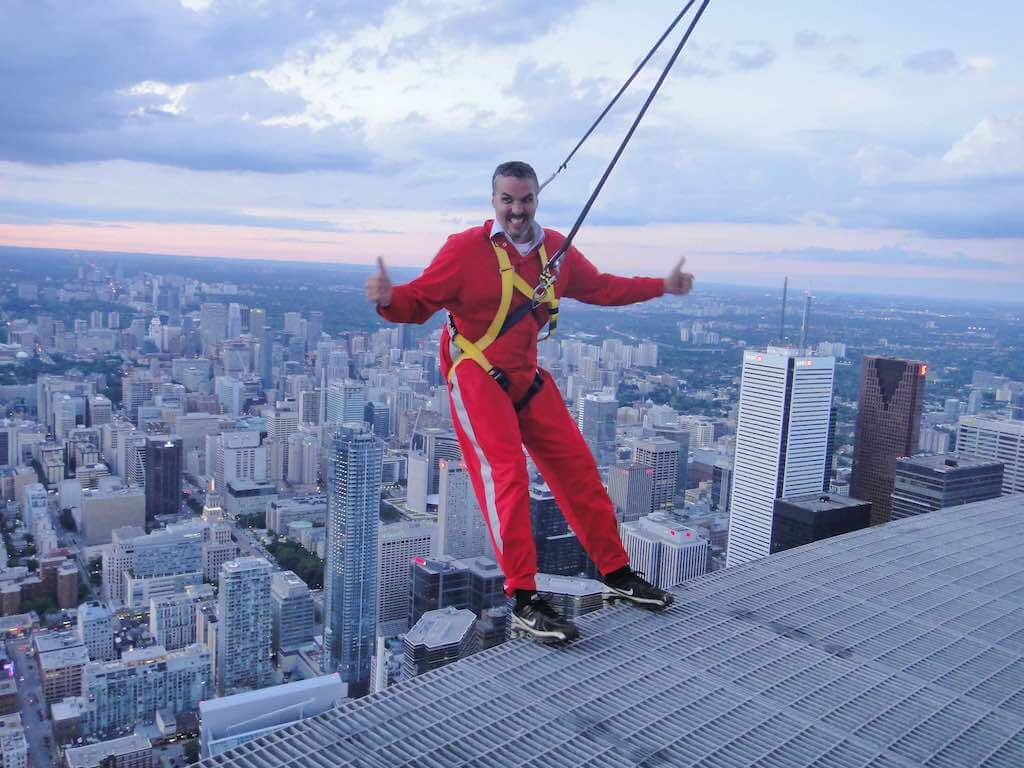 EdgeWalk, CN Tower, Canada - by kevin.costain:Flickr