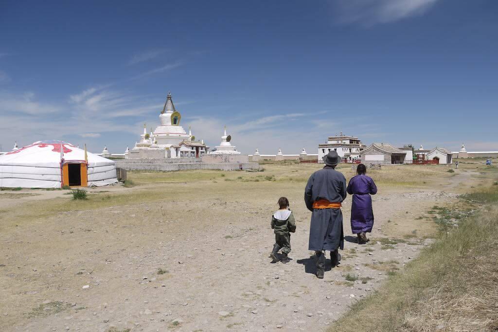 Erdene Zuu Monastery, Mongolia - by WhatsAllThisThen:Flickr