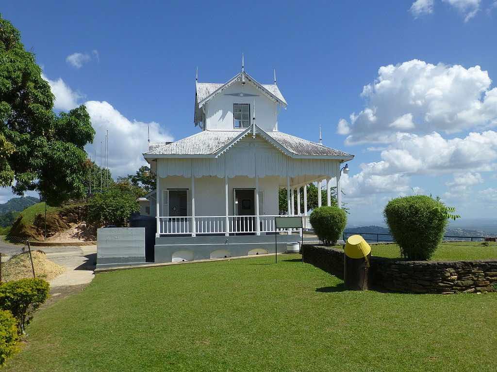 Fort George, Trinidad - by Grueslayer:Wikimedia