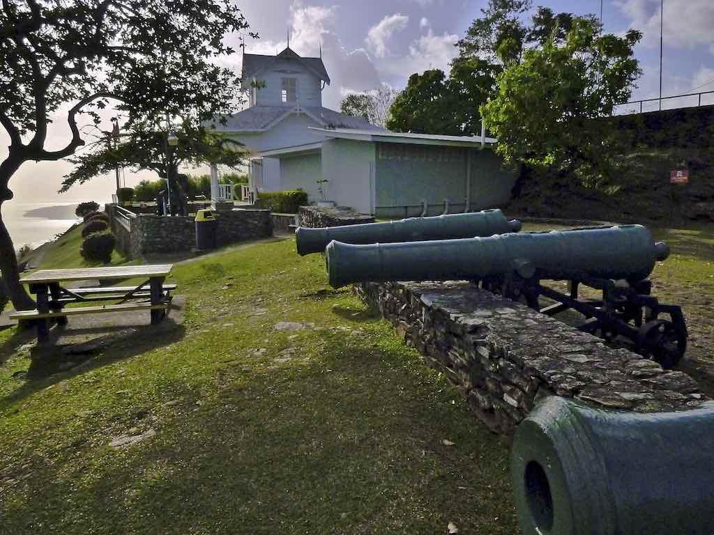 Fort George, Trinidad - by r.lt :Flickr