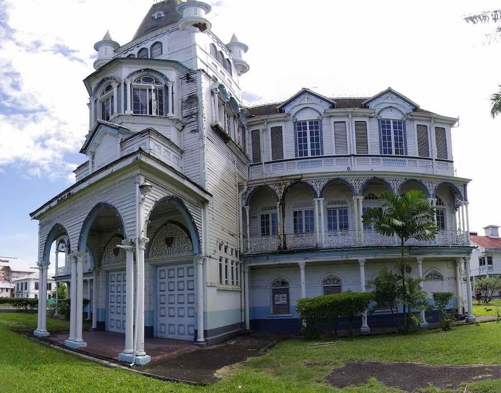 Georgetown City Hall , Guyana - by Peter Hedlund - phedlund33:Flickr