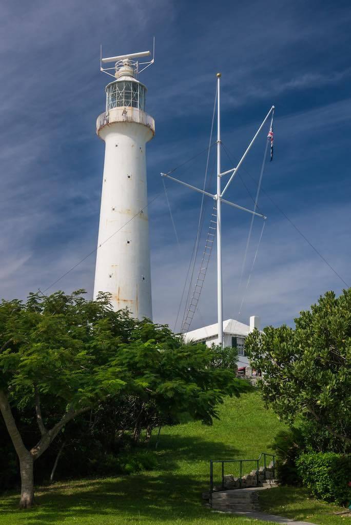 Gibbs Hill Lighthouse, Bermuda - by David Kirsch - k1rsch:Flickr