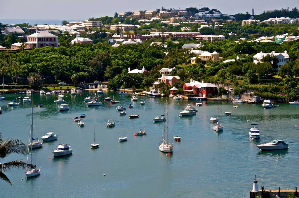 Hamilton. Bermuda - by Timothy Valentine :Flickr