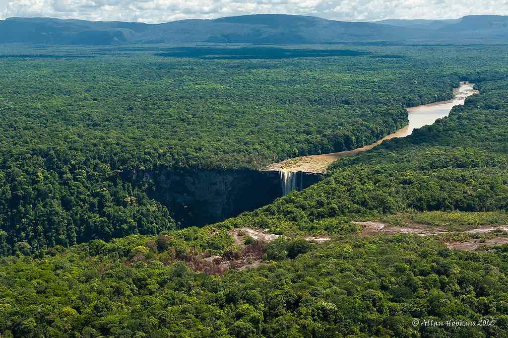 American Traveling To Guyana
