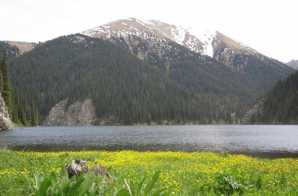 Kolsai Lakes, Kazakhstan - by Colin Gravill:Flickr