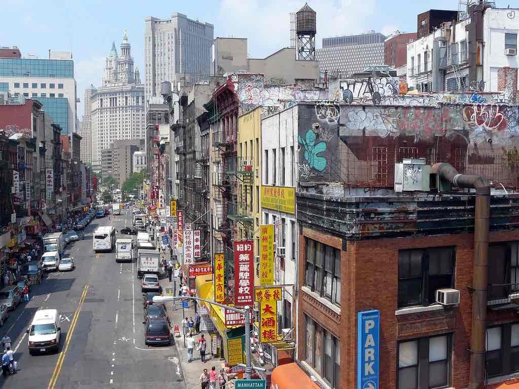 New York City Chinatown - by Benjamin Dumas - benontherun.com:Flickr