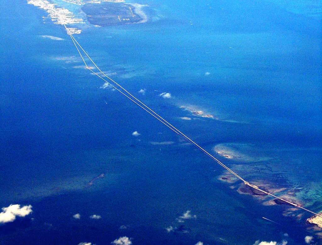 Overseas Highway, Florida - by George Hatcher - toastforbrekkie:Flickr