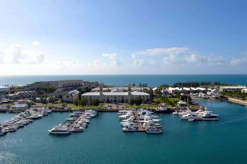Royal Naval Dockyard, Bermuda - by nathanmac87:Flickr