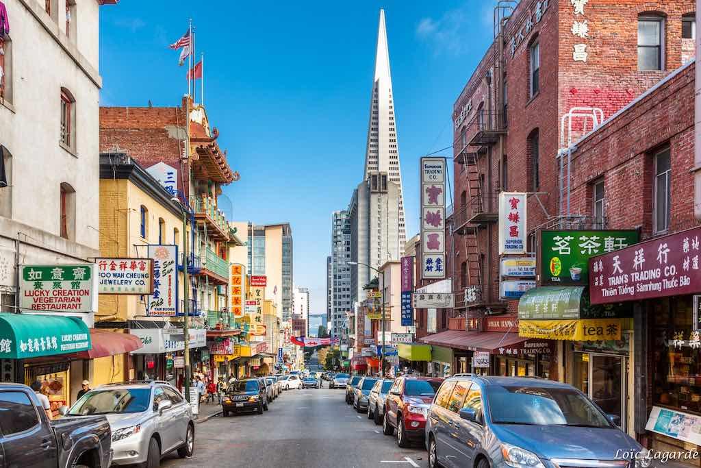 San Francisco Chinatown, United States - by Loïc Lagarde/Flickr.com