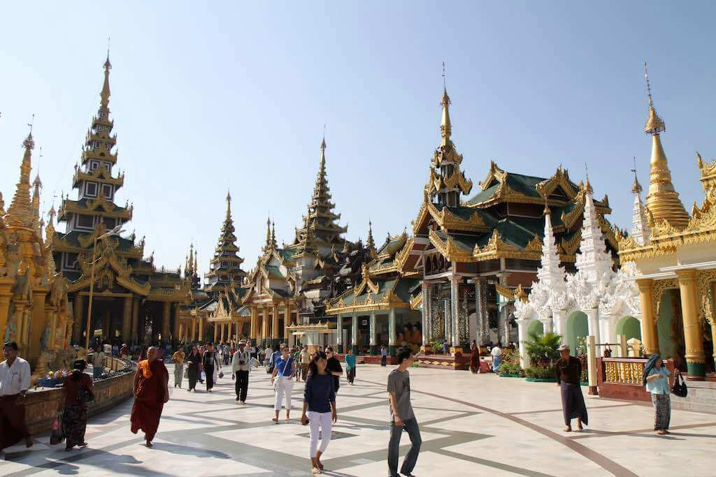 Shwedagon Paya, Myanmar - by Jason Eppink - jasoneppink:Flickr