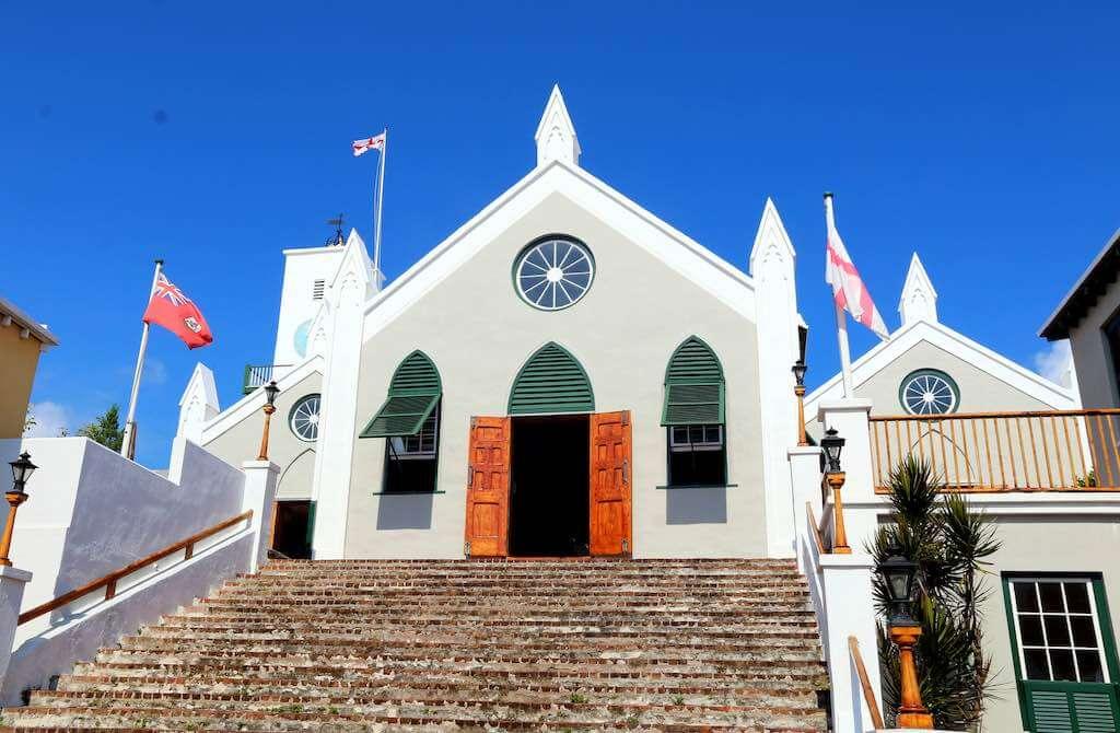 St. Peter's Church, Bermuda - by Pavel Trebukov - pntphoto:Flickr