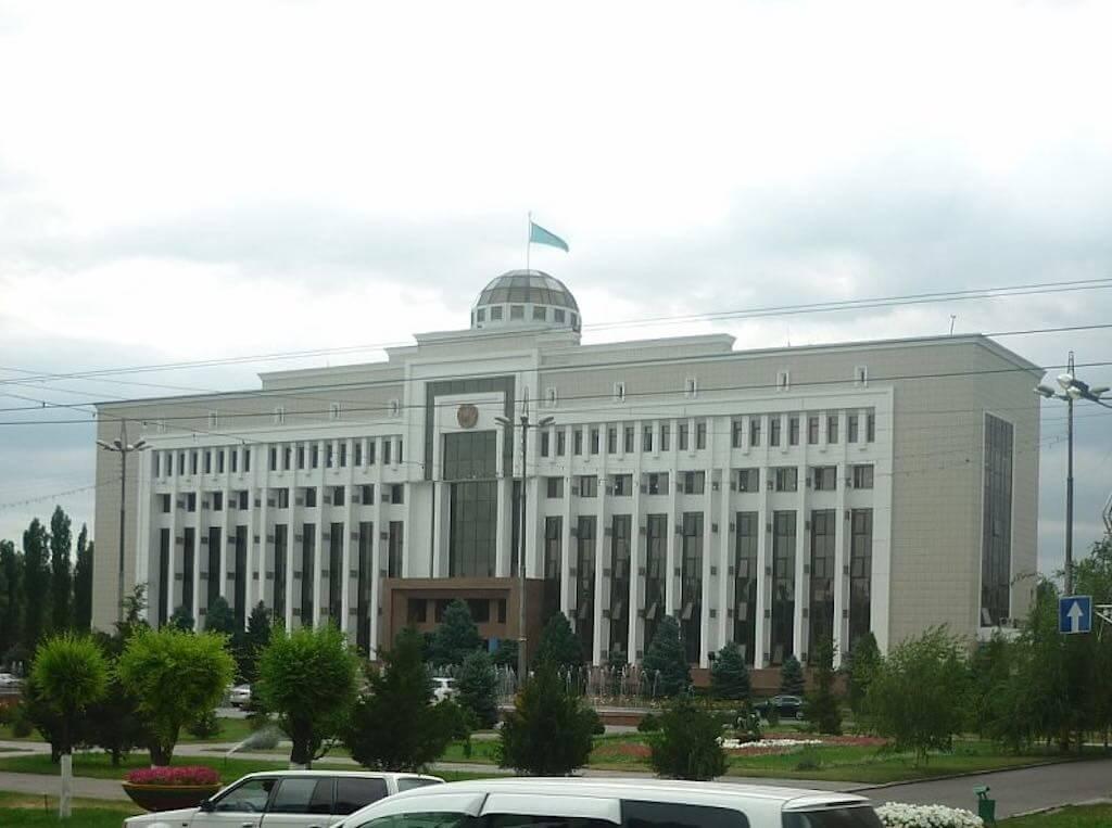 Taraz, Kazakhstan - by Tarazcity:Wikimedia