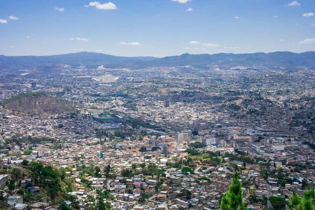 Tegucigalpa, Honduras - by Nan Palmero :Flickr