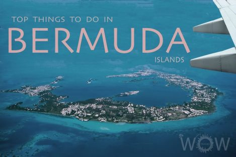 Top 10 Things To Do In Bermuda