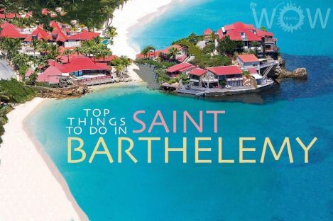 Top 9 Things To Do In Saint Barthelemy