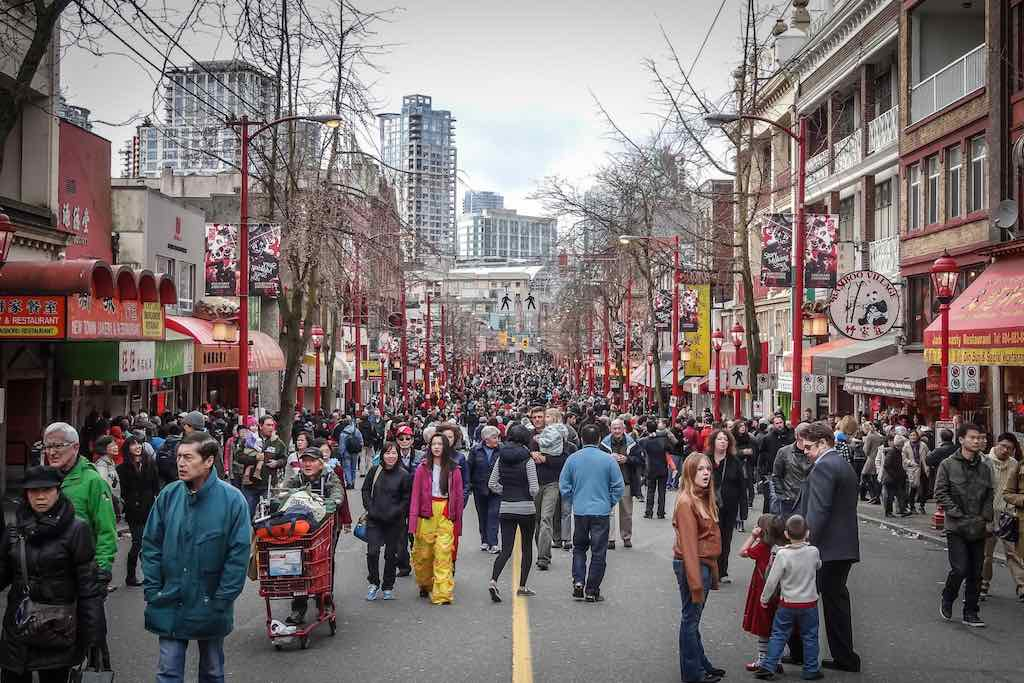 Vancouver Chinatown - by Russell Charters:Flickr