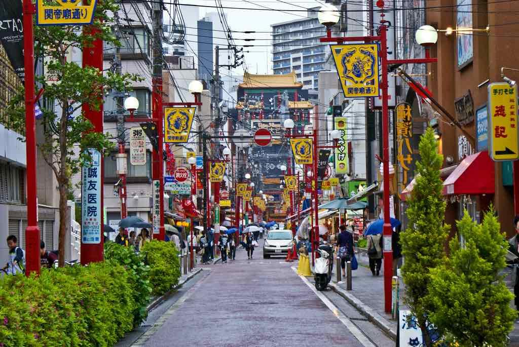 Yokohama Chinatown - by davidpc_ /Flickr