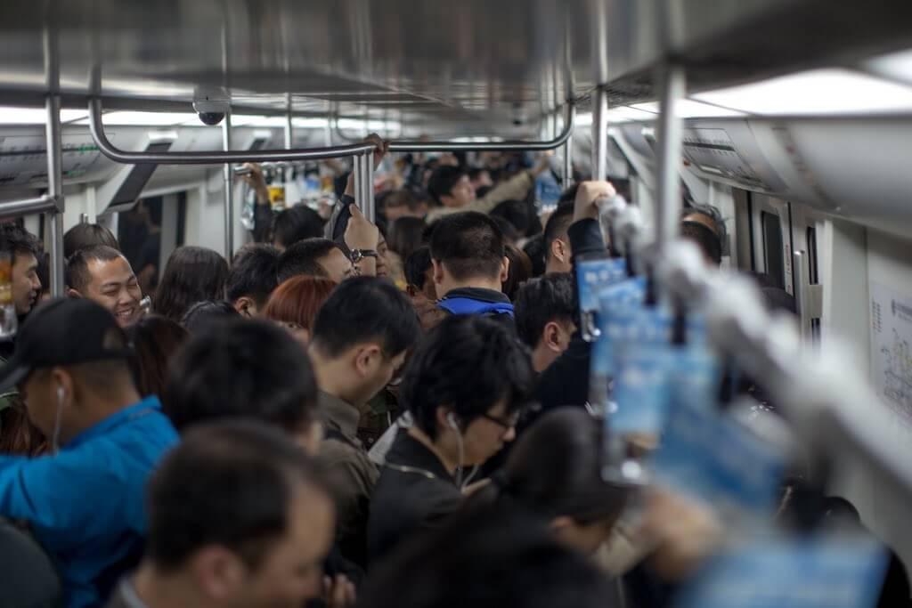 Beijing Subway - by Jens Schott Knudsen - pamhule:Flickr