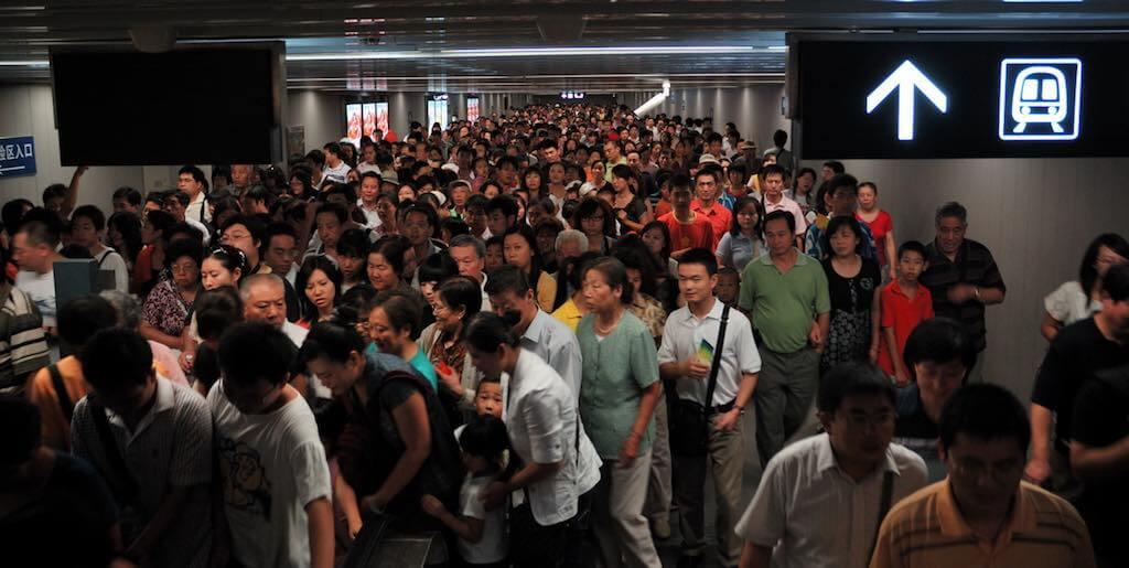 Beijing Subway - by li yong - West Zest:Flickr
