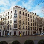 Calle de Serrano, Madrid, Sapin - by Luis García - Zaqarba:Wikimedia