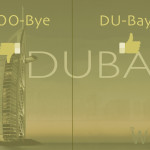 Dubai Pronounce