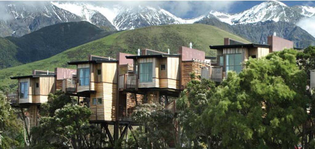 Hapuku Lodge & Tree Houses - Canterbury, New Zealand - by hapukulodge.com