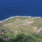 Juancho E Yrausquin Airport, Saba Island - by Pat Hawks:Flickr