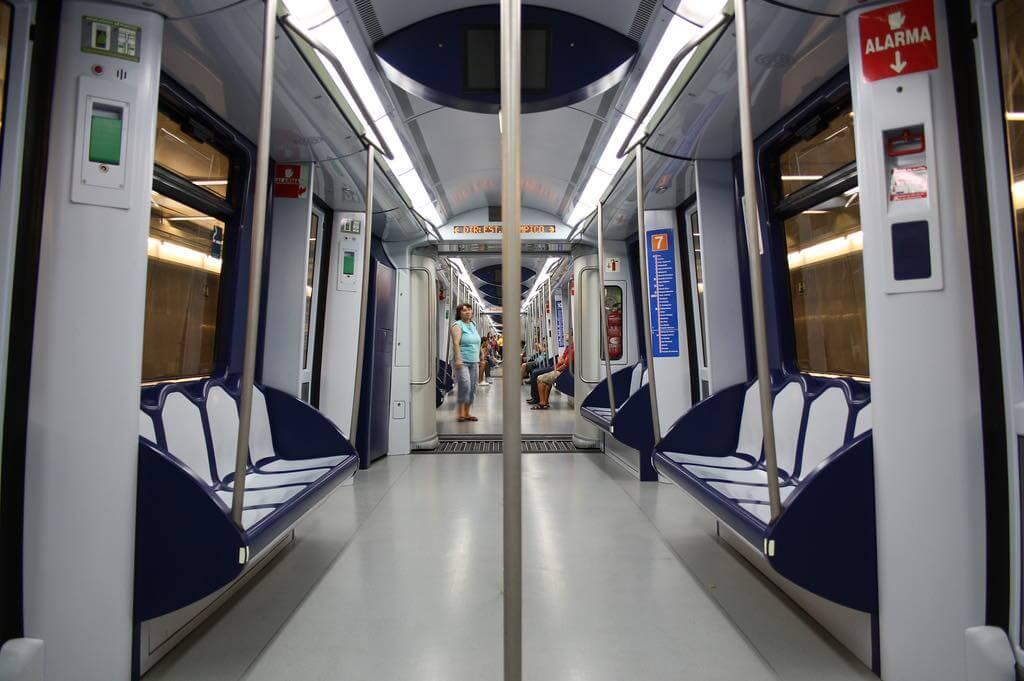 Madrid Metro - by Angel Abril Ruiz Follow aabrilru:Flickr