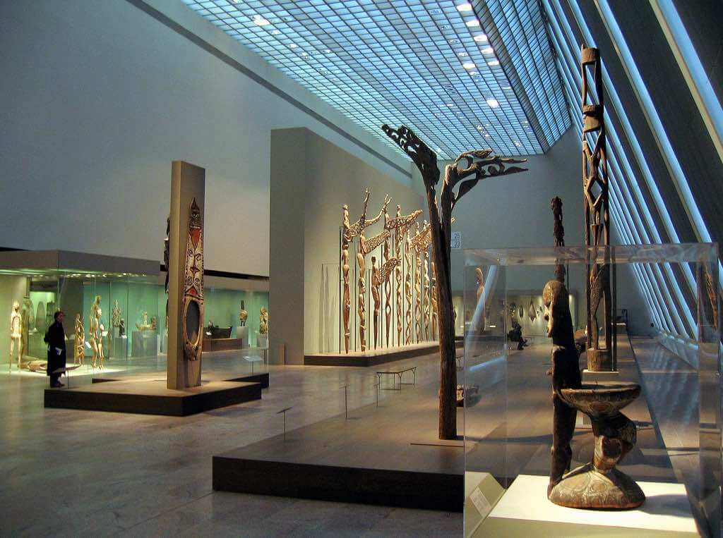 Metropolitan Museum of Art in NYC is a top tourist destination in the USA