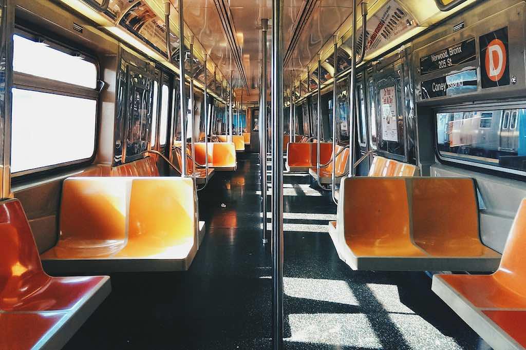 New York City Subway - by B.C. Lorio:Flickr