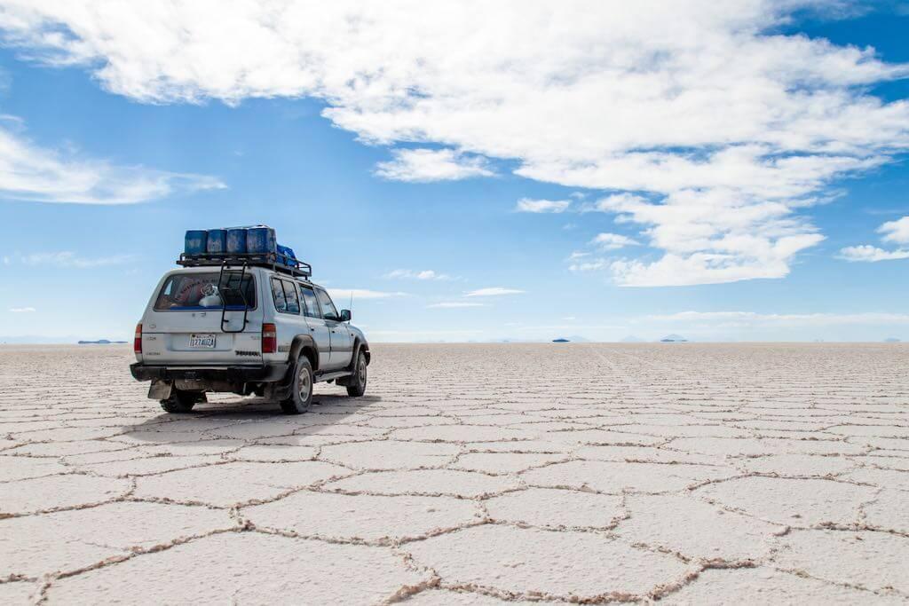 Salar de Uyuni, Bolivia - by Jiahui Huang:Flickr