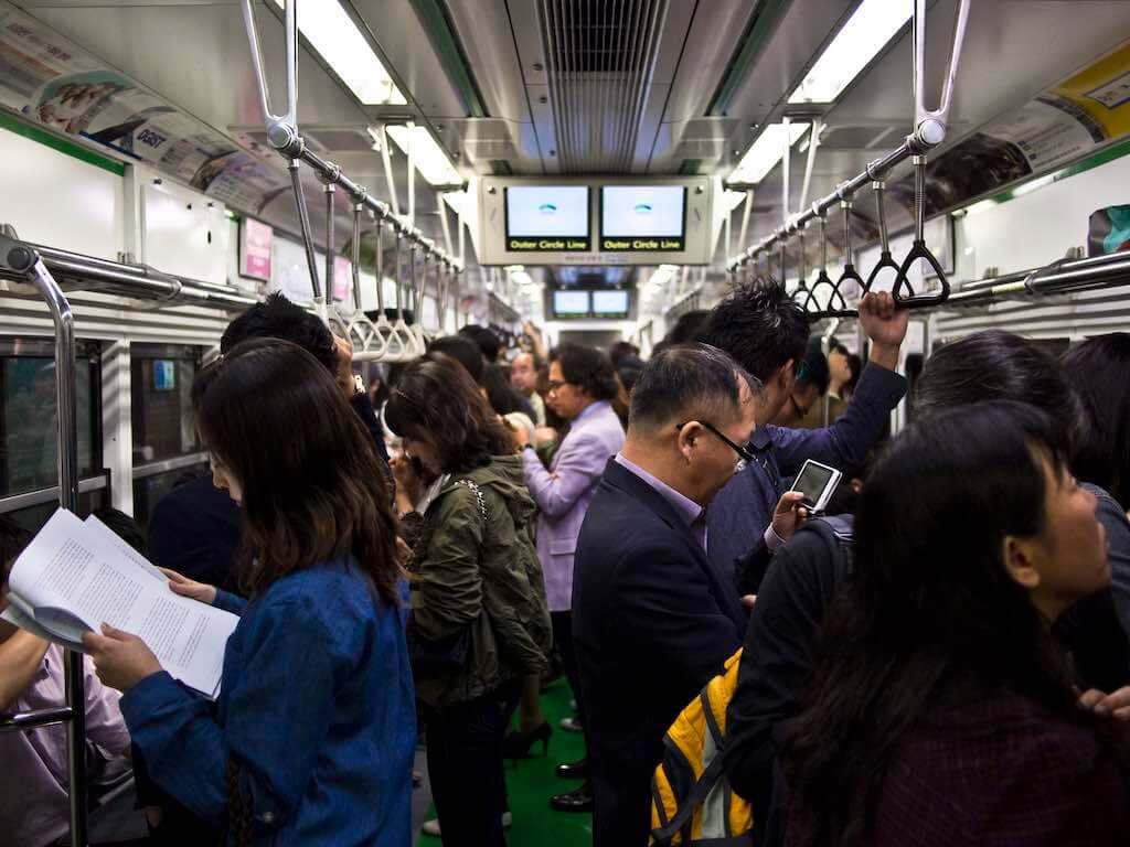 Seoul Subway - by Marcelo Druck - mardruck:Flickr