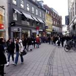 Strøget, Copenhagen, Denmark - by Dan - y entonces:Flickr
