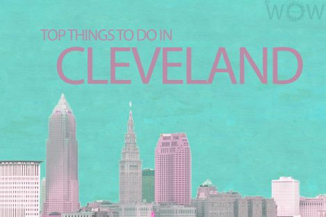 Top 4 Things To Do In Cleveland