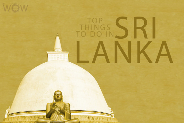 Top 9 Things to do In Sri Lanka