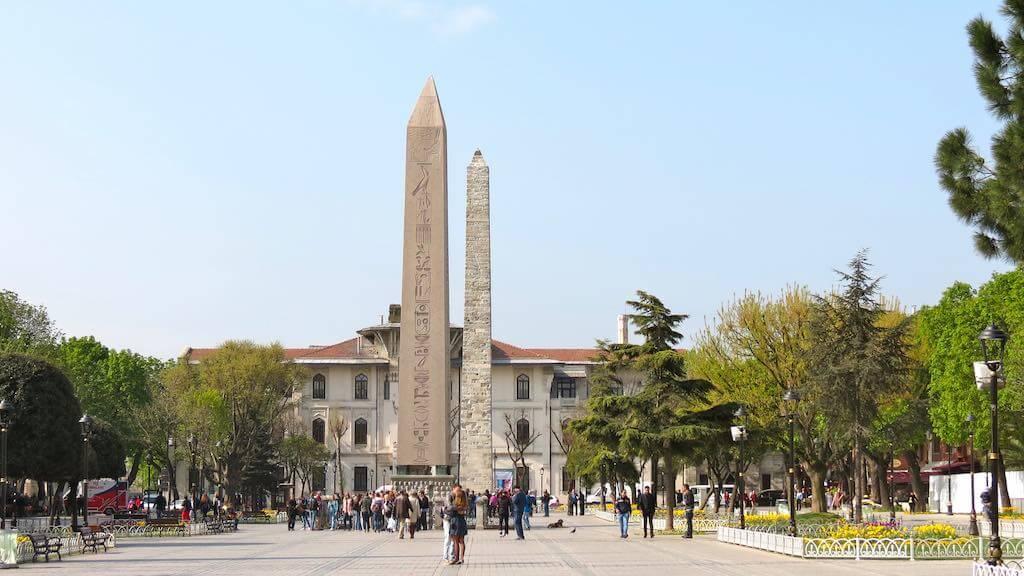 Walled Obelisk, Istanbul - by Erik Cleves Kristensen :Flickr