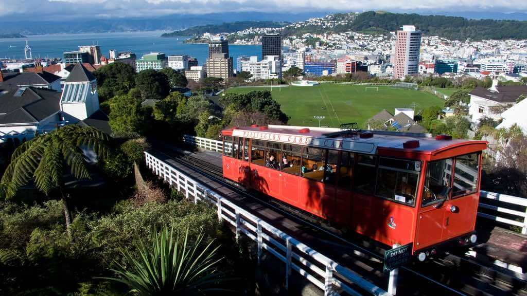 Wellington Cable Car, Wellington, New Zealand - by Peter Asquith - wasabicube:Flickr