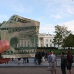 White House, Washington DC - Forced Perspective - by - Axel Drainville - -AX-:Flickr