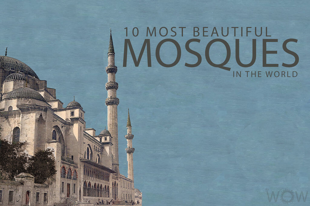 Beautiful Mosques In The World 81