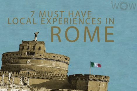 7 Must-Have Local Experiences in Rome