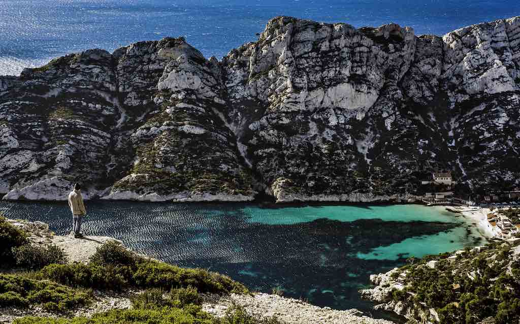 Calanques, Marseille - by Fred - fred.bigio:Flickr