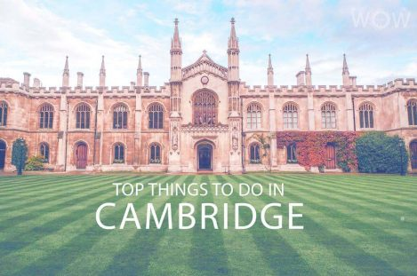 Top 10 Things To Do In Cambridge