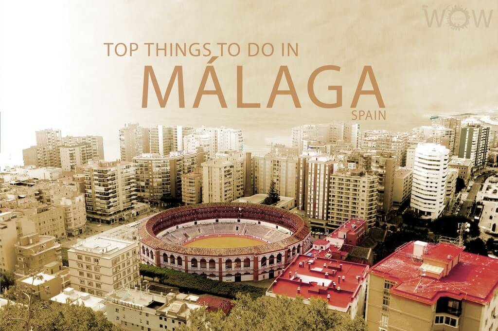 Top 10 Things To Do In Málaga