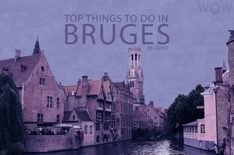 Top 7 Things To Do In Bruges