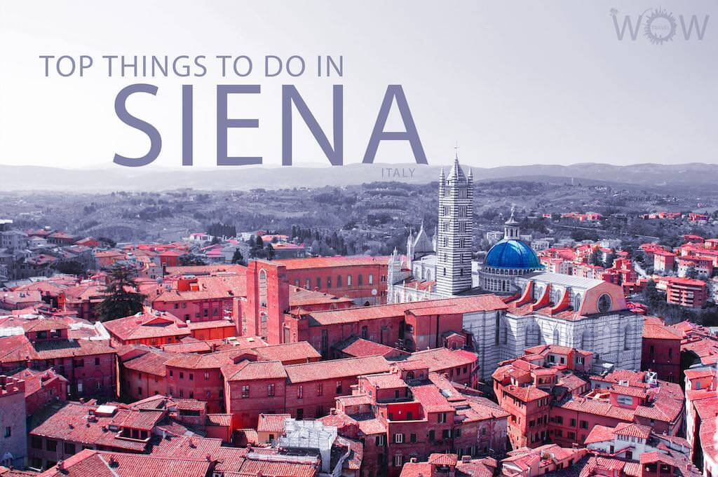Top 7 Things To Do In Siena