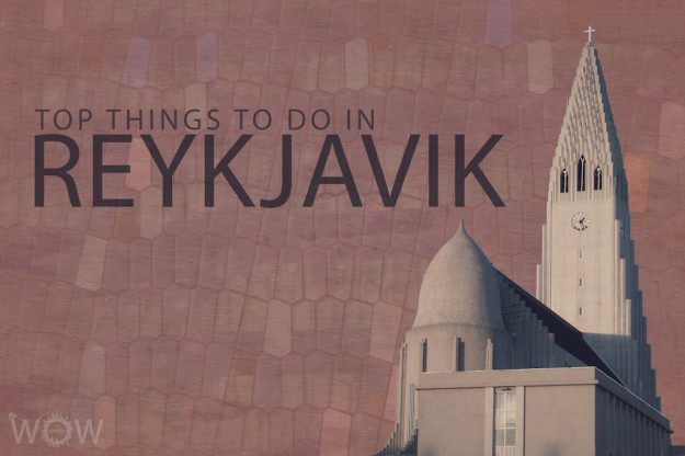 Top 9 Things To Do In Reykjavik