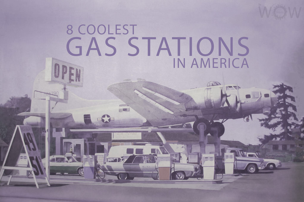 8 Coolest Gas Stations In America