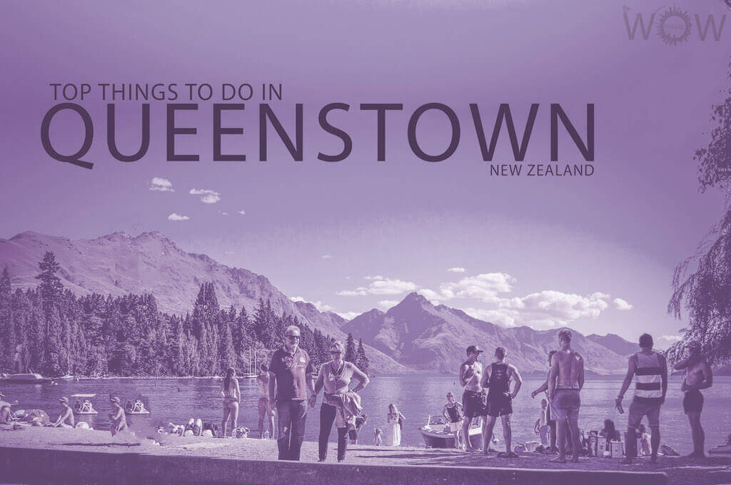 Top 11 Things To Do In Queenstown