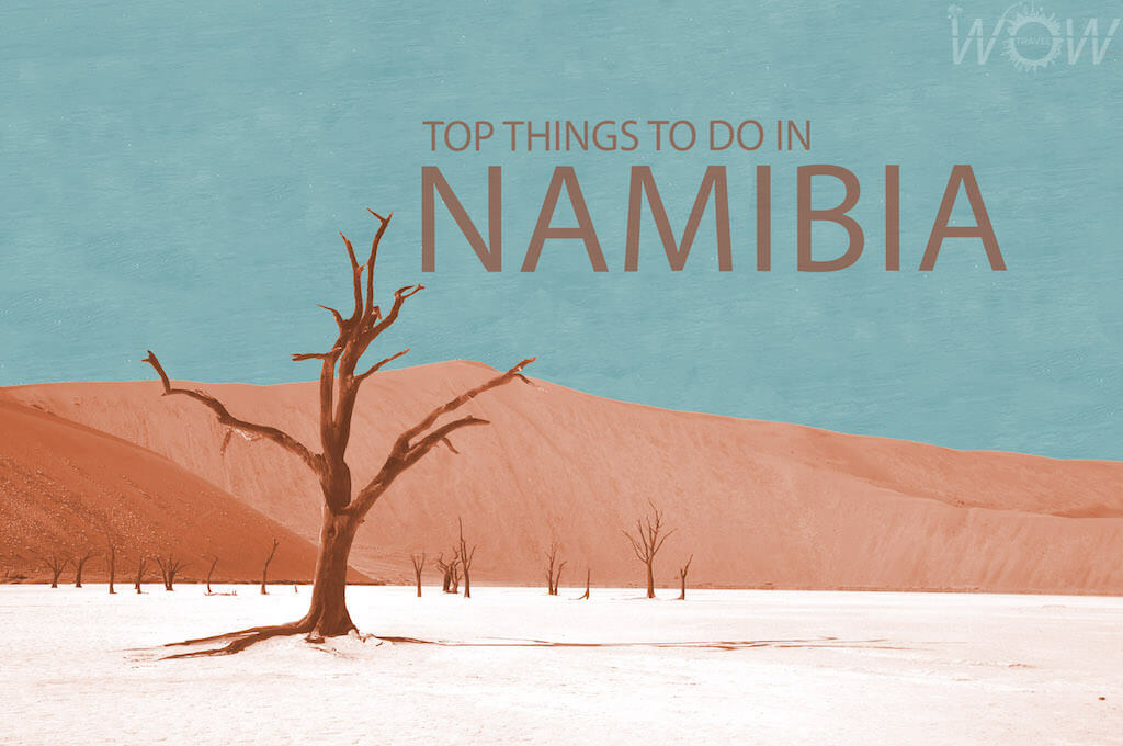 Top 8 Things To Do In Namibia