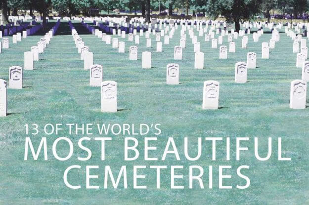 13 Of The World's Most Beautiful Cemeteries